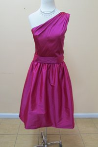 Alfred Sung Cerise D530 Dress