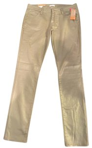Xhilaration Skinny Pants Gold