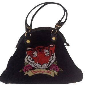 Betseyville by Betsey Johnson Tote in Black/Multi