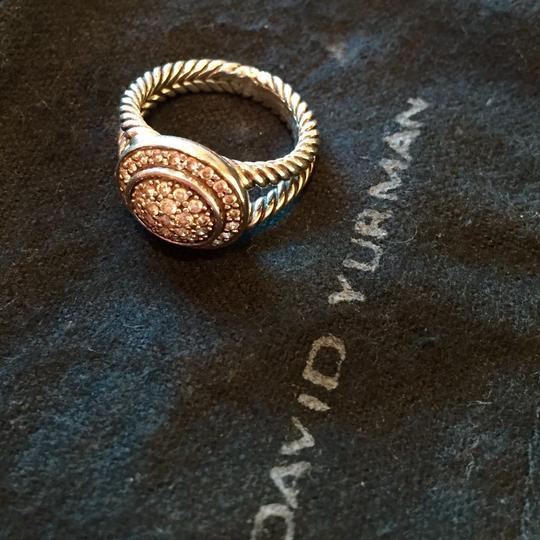 David Yurman Petite Cerise DY Ring