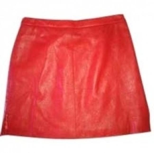 Preload https://item2.tradesy.com/images/bcbgmaxazria-red-pure-leather-mini-size-4-s-27-31771-0-0.jpg?width=400&height=650