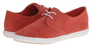 Splendid Brand New Suede Sneaker Coral Athletic