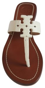 Tory Burch IVORY 104 Sandals