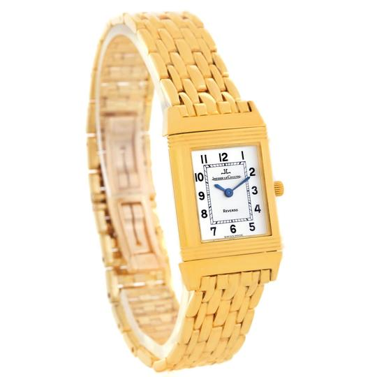 Jaeger-LeCoultre Jaeger Lecoultre Reverso Lady 18k Yellow Gold Watch Q2611110