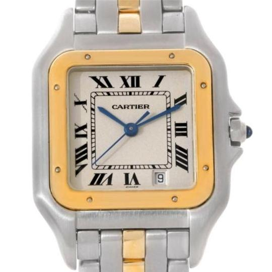 Preload https://item4.tradesy.com/images/cartier-panthere-steel-18k-yellow-gold-w25028b5-watch-3180148-0-0.jpg?width=440&height=440