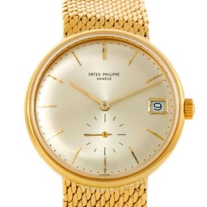 Patek Philippe Patek Philippe Calatrava Vintage Automatic 18k Yellow Gold Watch 3514