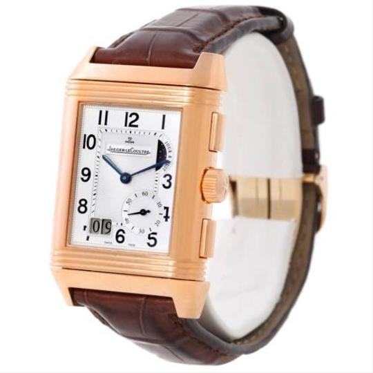 Jaeger-LeCoultre Jaeger Lecoultre Reverso Grande Gmt Rose Gold Watch 240.2.18