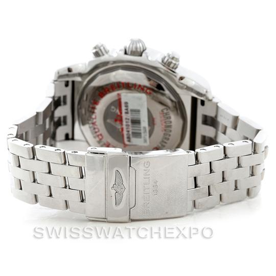 Breitling Breitling Chronomat Gmt Steel Mens Watch AB0410 Image 1