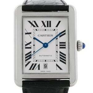 Cartier Cartier Tank Solo Automatic Mens Watch W5200027