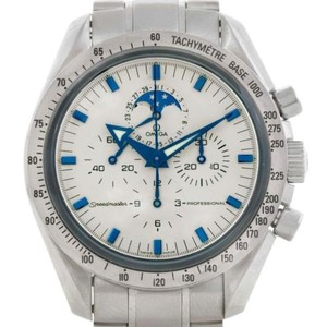 Omega Omega Speedmaster Moonphase Broad Arrow Mens Watch 3575.20.00