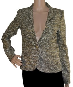 Generation Love Gold /White / Black Blazer