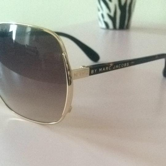 Marc by Marc Jacobs Marc Jacobs Gold Sunglasses
