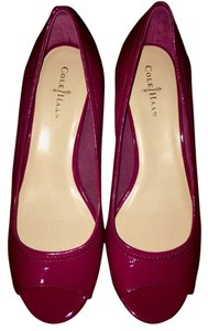 Cole Haan Purple Wedges