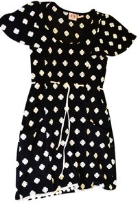 Juicy Couture short dress black And White on Tradesy