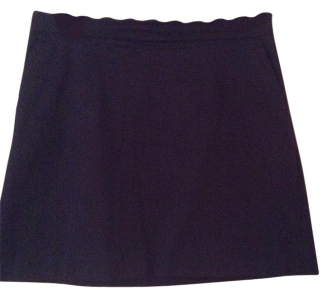 Brooks Brothers Mini Skirt Navy
