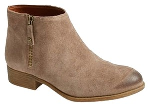 Enzo Angiolini Brand New Suede Taupe Boots