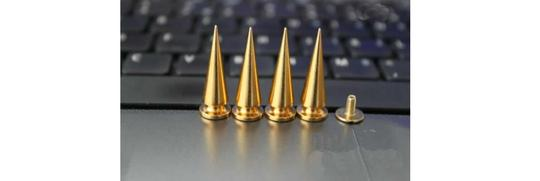 Other Screw Gold Spikes