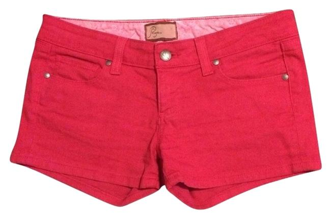 Item - Pink Medium Wash Canyon Denim Shorts Size 26 (2, XS)