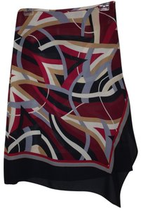 Beliza Asymmetrical Skirt Multi