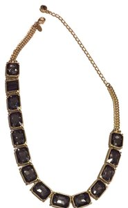 Lia Sophia Gemstone Statement Necklace