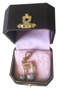 Juicy Couture Juicy Couture music note charm