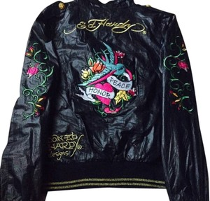 Ed Hardy black Jacket