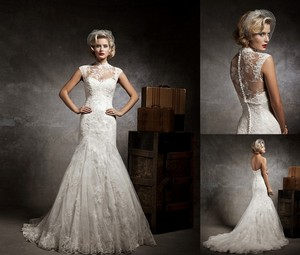 Justin Alexander 8641 Wedding Dress