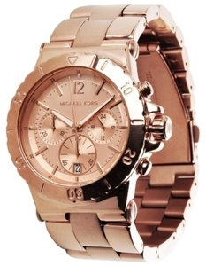 Michael Kors Nwt Michael Kors women's Dylan rose gold chronograph watch mk5314