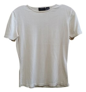 Liz Claiborne Top off white