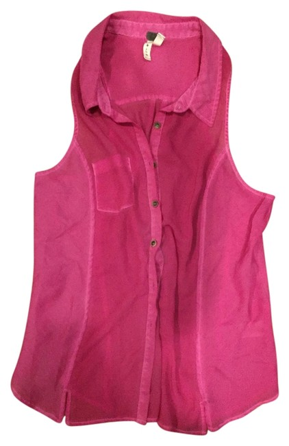 Preload https://item4.tradesy.com/images/free-people-sheer-pink-tunic-size-12-l-3184648-0-0.jpg?width=400&height=650