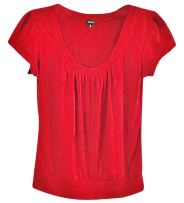 Storm Flowy Top red