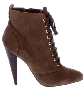 Betsey Johnson Brown Boots