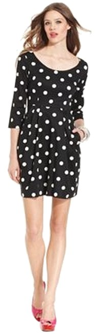 Preload https://item4.tradesy.com/images/betsey-johnson-black-above-knee-night-out-dress-size-10-m-3185683-0-0.jpg?width=400&height=650