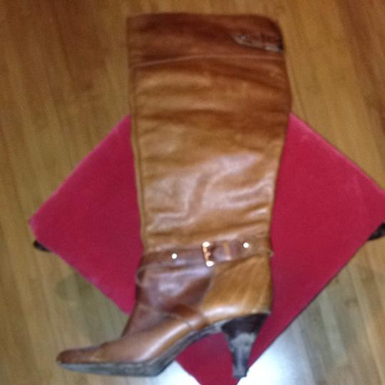 Amity Brown Boots