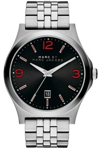 Marc by Marc Jacobs Marc by Marc Jacobs Watch MBM5069 Danny Stainless Steel Watch 43mm