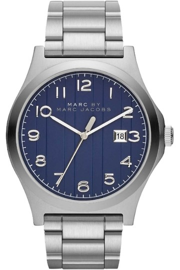 Marc by Marc Jacobs Marc by Marc Jacobs Men's Jimmy Stainless Steel Bracelet Watch 43mm MBM5043