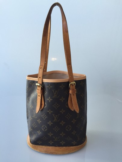 Louis Vuitton Number 111980 Marais Leather Shoulder Bag