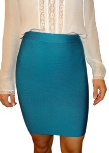 Guess By Marciano Skirt Teal