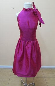 Alfred Sung Cerise D534 Dress