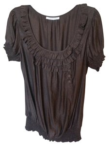 Charlotte Russe Top Brown