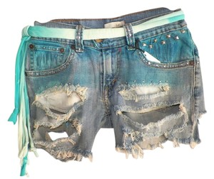 Cut Off Denim Cut Off Shorts various