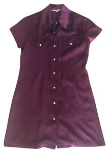 Rampage short dress Purple on Tradesy