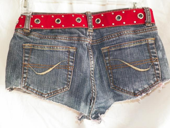 Other Cut Off Shorts denim blue