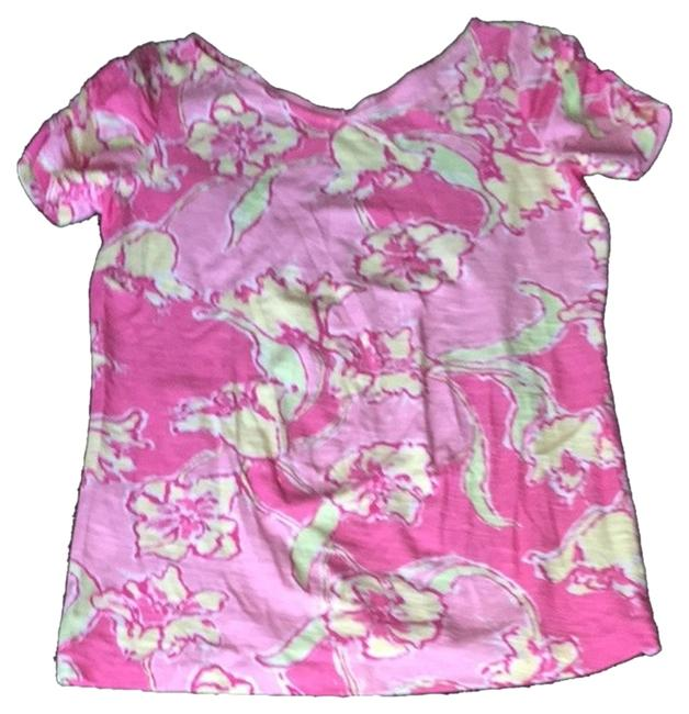 Lilly Pulitzer T Shirt Pink