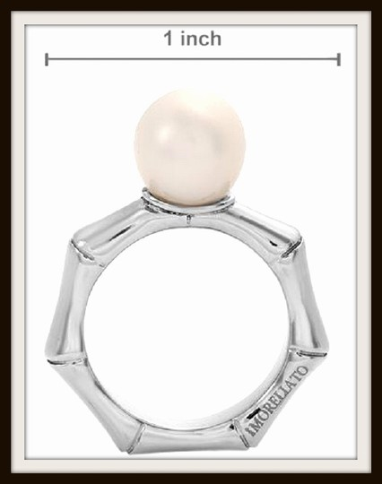 Morellato Morellato 9.5mm Freshwater Pearl Ring From Italy Size 6.5