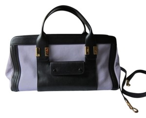 Chloé Satchel in Purple