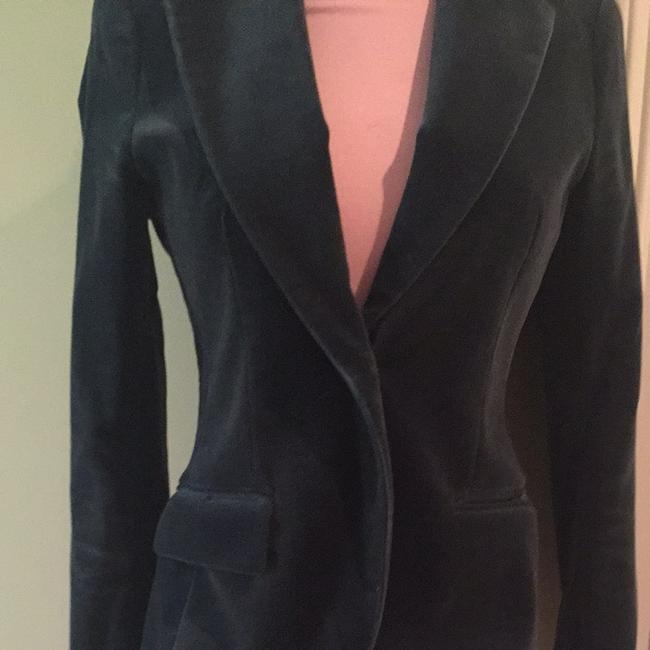 Theory Velvet Pant Suit
