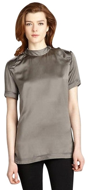 Bottega Veneta Top Light Titanium