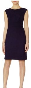 The Limited short dress Navy Blue on Tradesy