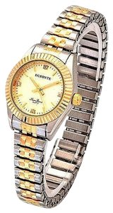 Preload https://item5.tradesy.com/images/lucien-piccard-silver-gold-ladies-dufonte-and-goldtone-watch-with-diamond-accents-by-3191614-0-0.jpg?width=440&height=440